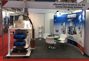 VIBRONET® ‐ THE WATER SPECIALIST CEREAL DAMPENING AND ONLINE CONTROL SYSTEMS